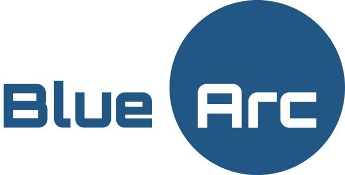 Blue Arc Filmproduktion Logo
