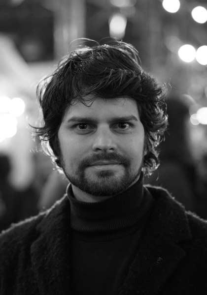 Portrait David Jonas Frei