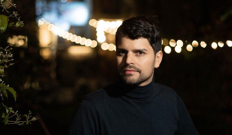 Portrait von David Jonas Frei