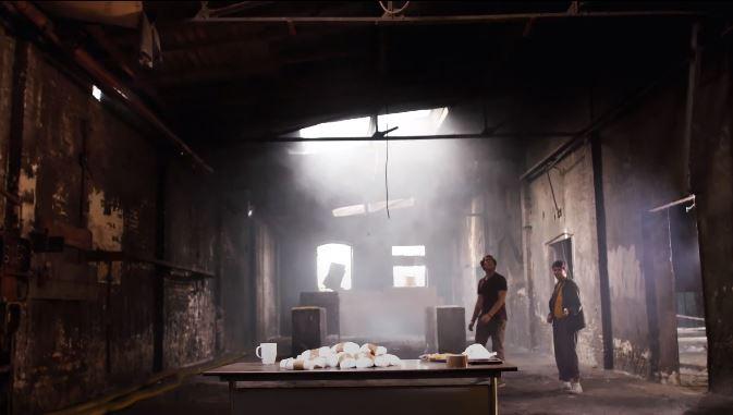 Filmproduktion Schlechte Helden- making of